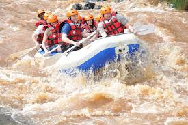 White Water Rafting Sagana