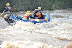 White Water Rafting Sagana Tana River