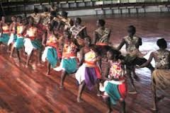 Traditional Dances at Bomas of Kenya